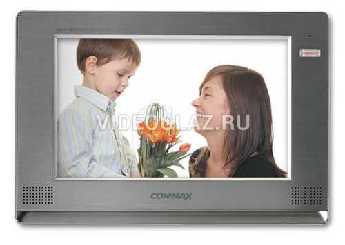 Commax CDV-1020AE (чёрный)