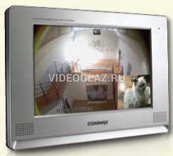Commax CDV-1020AE Vizit белый