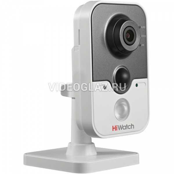 Видеокамера HiWatch DS-I114W (6 mm)