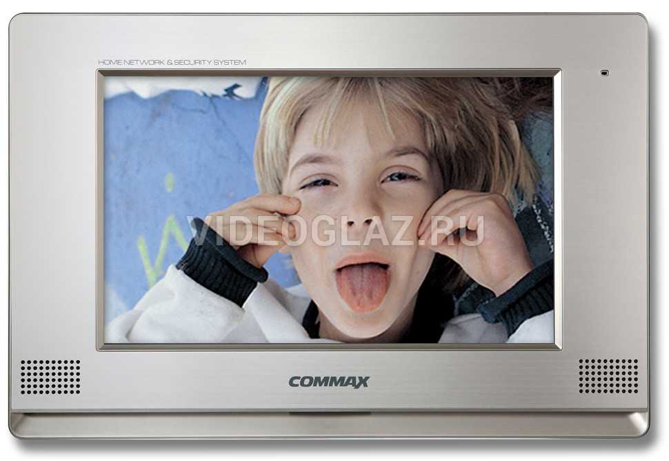 Commax CDV-1020AQ черный