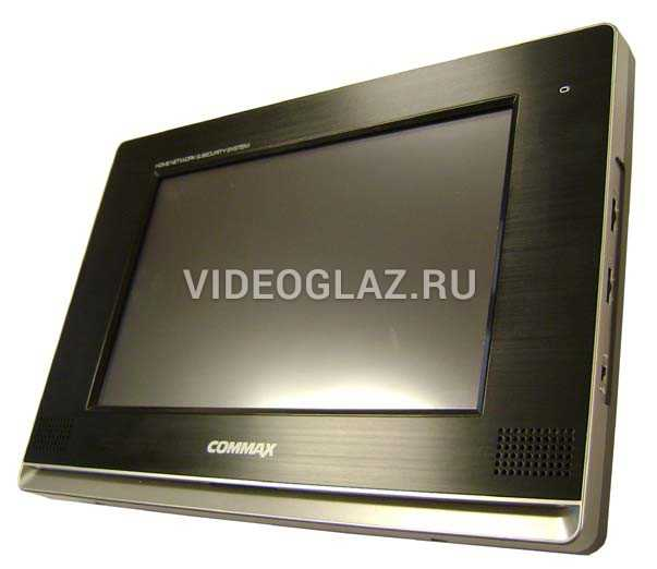 Commax CDV-1020AQ XL черный