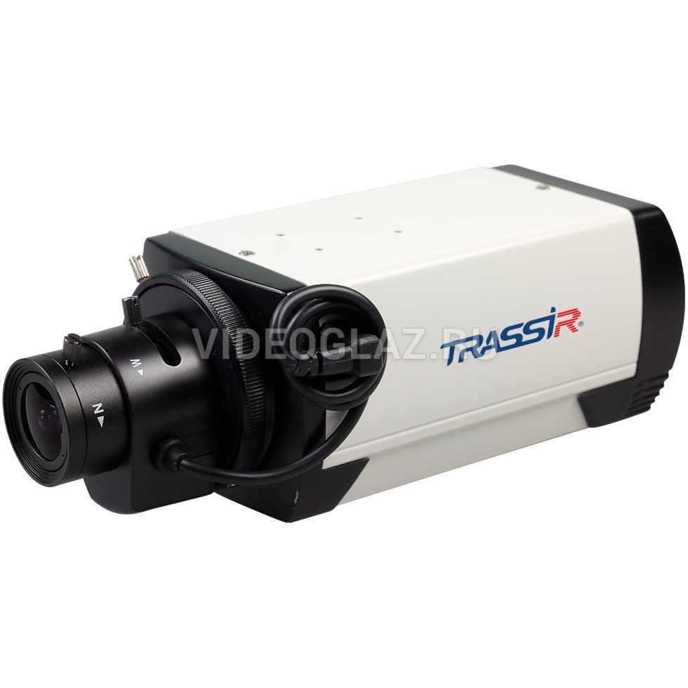 Видеокамера TRASSIR TR-D1120WD