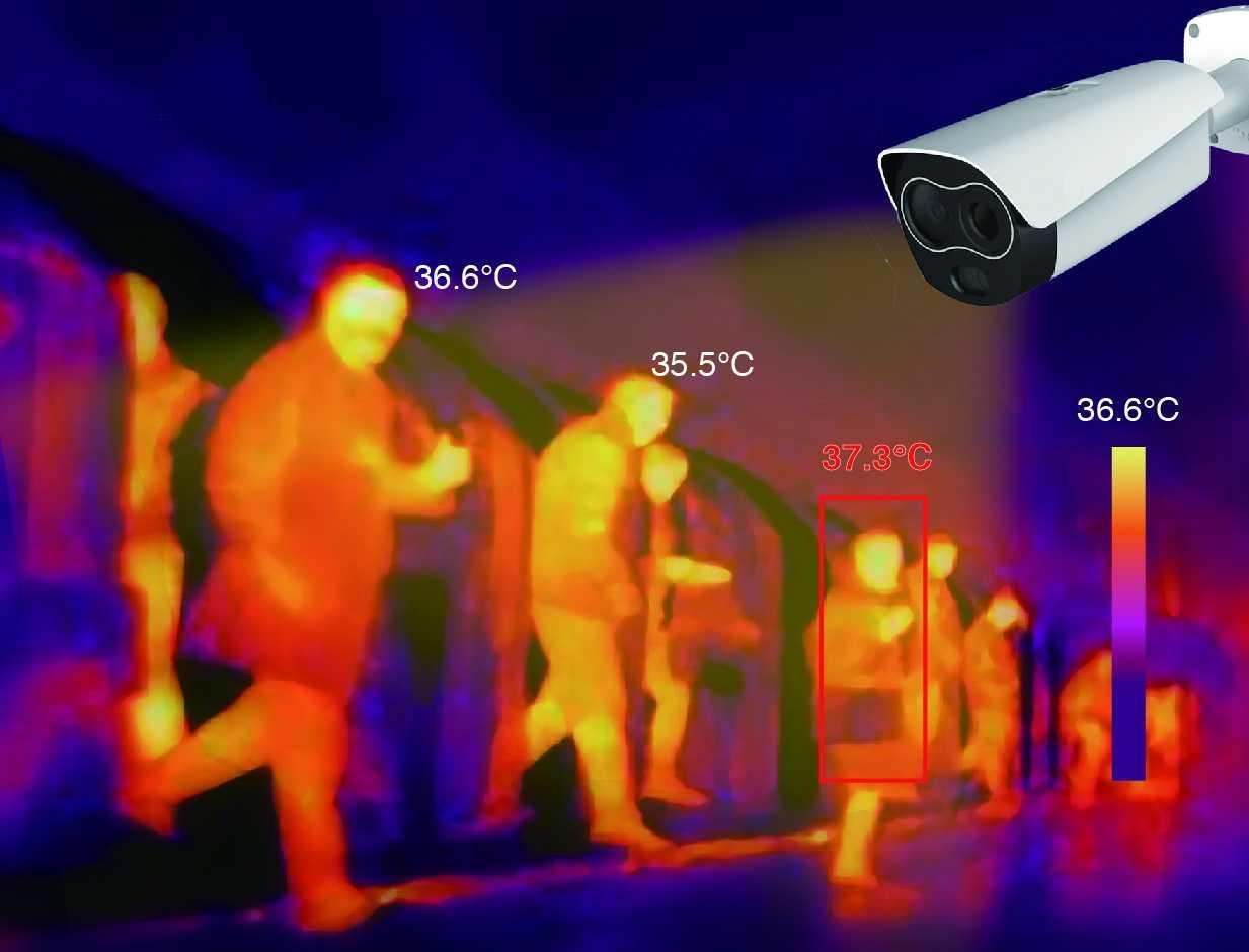 Тепловизор камера
